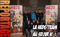 La Hedg'Team au SDJVR n°4