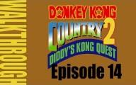 DKC 2 : Un Monde Perdu bien difficile... - ép 14