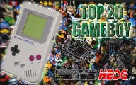 [TOP 20] Game Boy - Hedg.fr