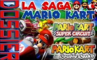La Saga Mario Kart : Mario Kart Advance/Double Dash!!