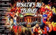"Résultat du concours ""Street Fighter 3 : Third Strike"""